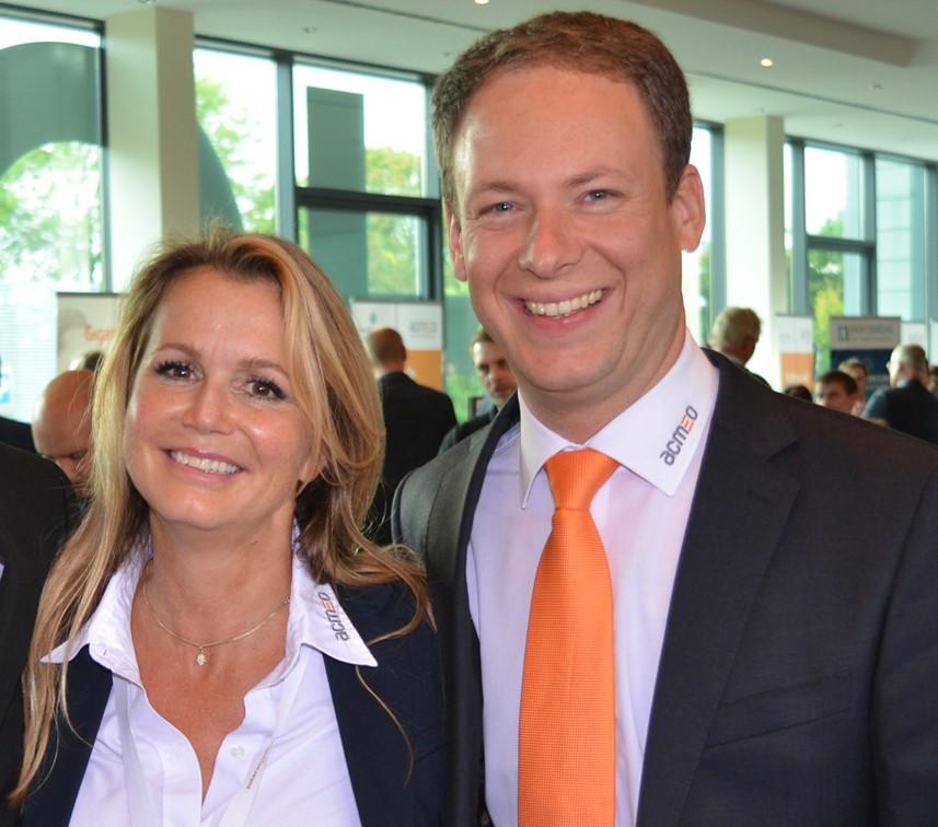 Isabelle von Künßberg and Henning Meyer, Acmeo