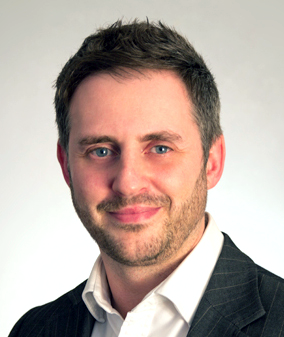 Matt Child, Advanced Solutions director for Tech Data Ireland and UK