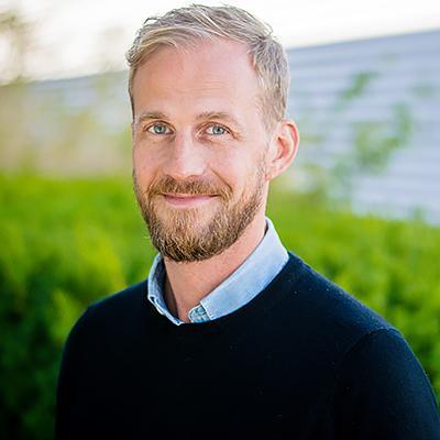 Fredrik Tidemar, Exertis CapTechBusiness Director AV