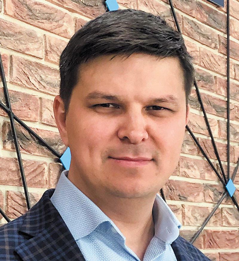Sergei Ignatov, head of sales development and support at Axoft
