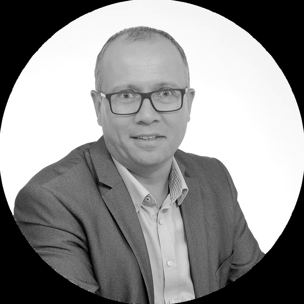 Uroš Mali, director Segment Smart Sensing & Connectivity at EBV Elektronik