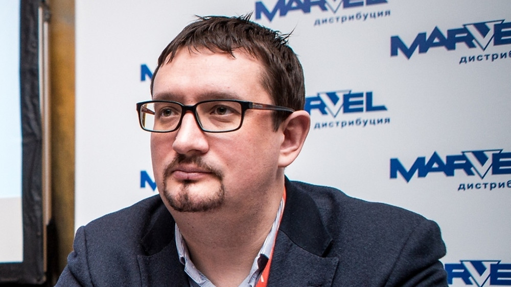 Alexey Melnikov, CEO of Marvel Distribution