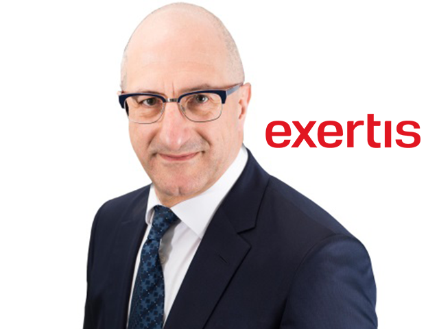 Angelo Apa, global head of enterprise vendor management at Exertis
