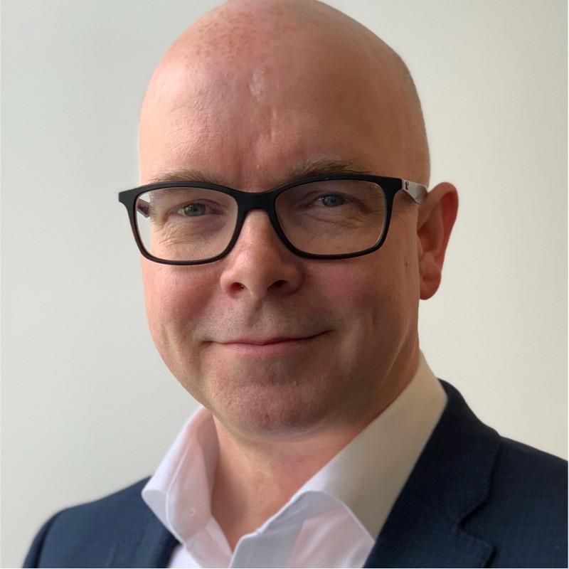Rod McCarthy, managing director Exertis Ireland and UK/I Services