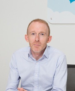 Greg Harris, Managing Director of Cloud Distribution