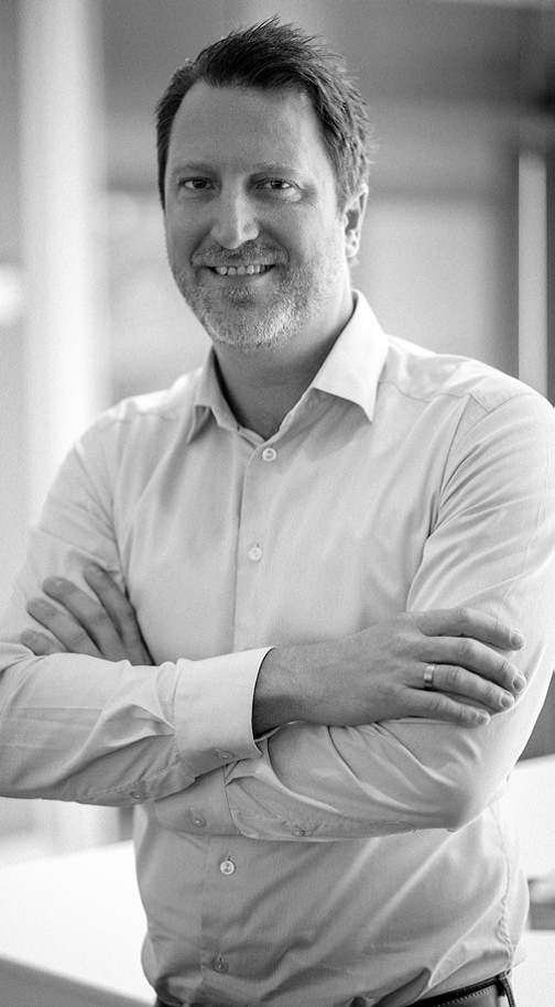 Morten Ekeroth Stenfeldt, Sales Director IT Security & Partner for SEC Datacom
