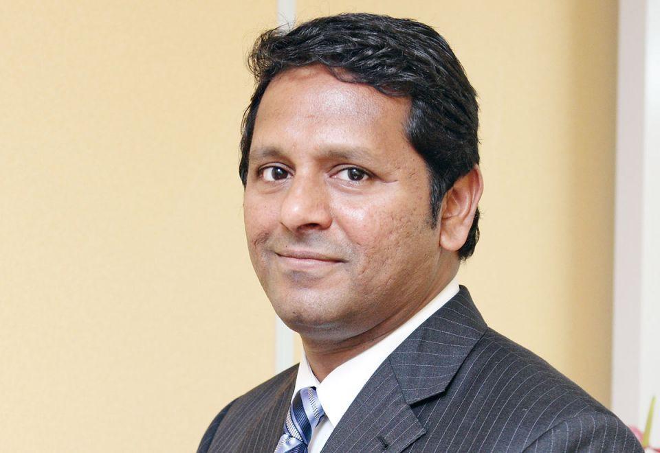 K.S. Parag, Managing Director, FVC