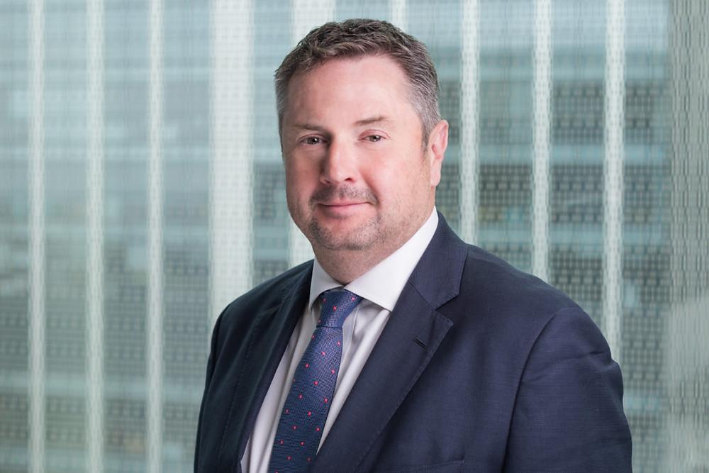 Jeremy Keefe, CEO of Nuvias UC and Konekt