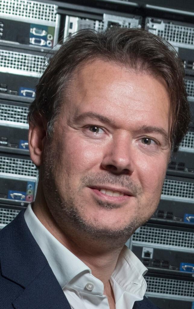 Stephan Derksen, Managing Director of Flex IT Distribution