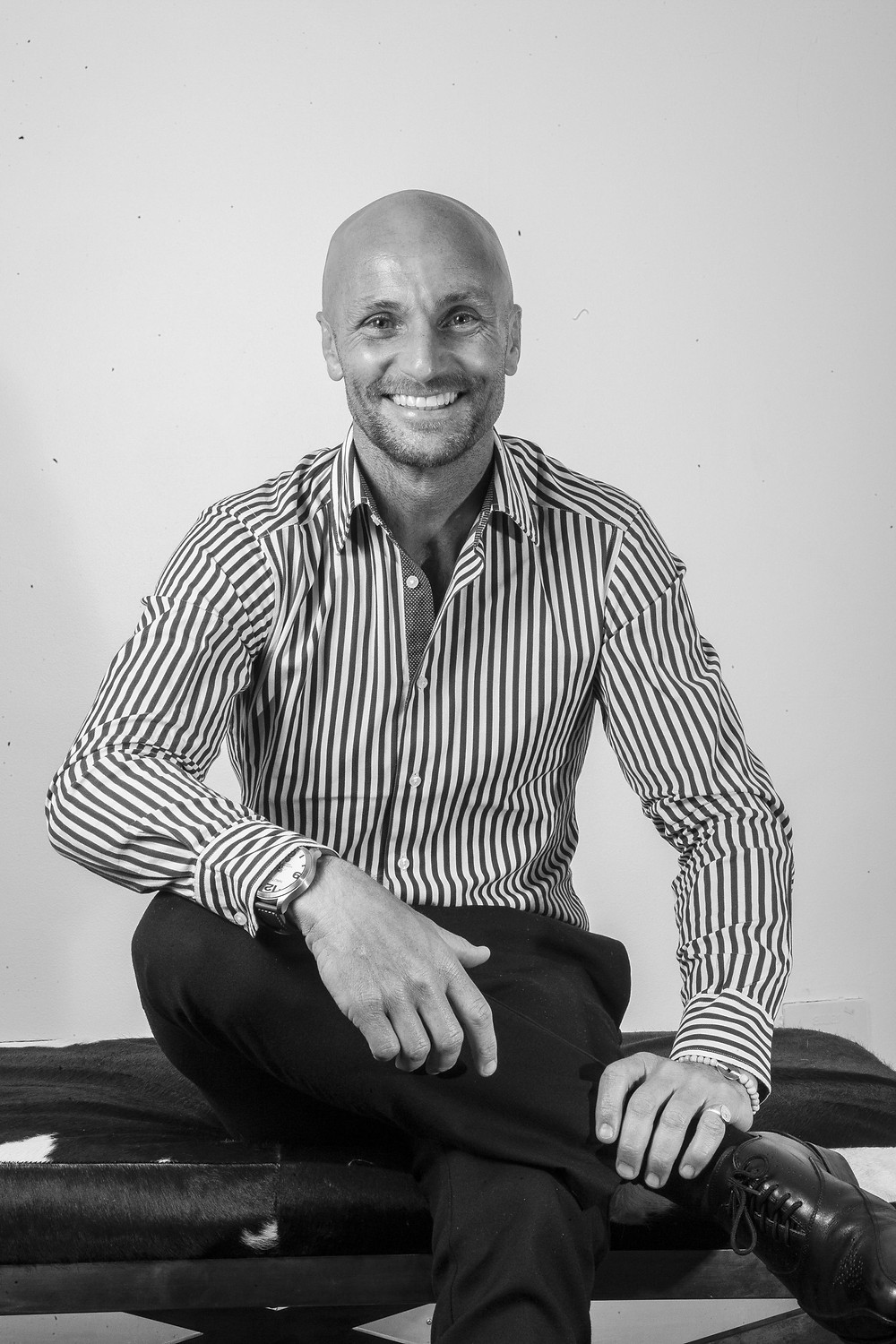 Simon Campbell-Young, Partner at CS Africa Group Holdings