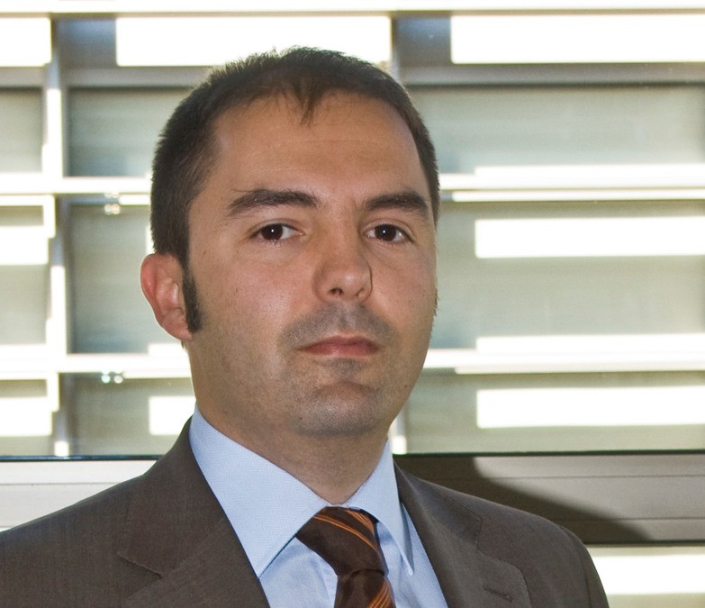 Oscar Rute, Sales Director of the Visual Technology Division in Aryan