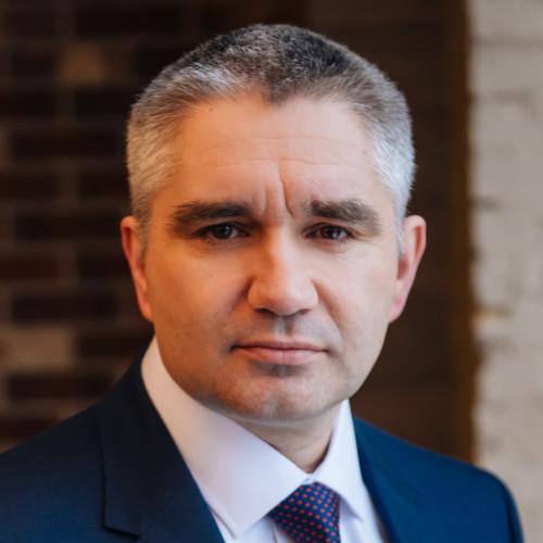 Oleg Melnyk, Head of the Project Distribution Department of ASBIS-Ukraine