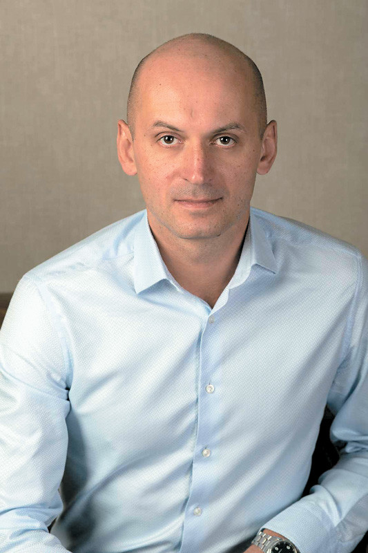 Vyacheslav Barkhatov, CEO of Axoft