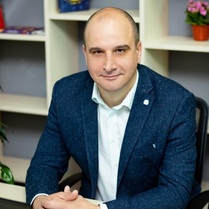 Artem Vizhutkin, director of development at Megatrade