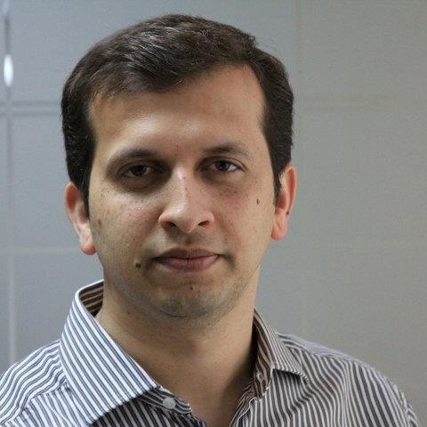 Santosh Sansare, General Manager of Hiperdist UAE
