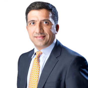 Jaideep Malhotra, president, Asia Pacific, Tech Data