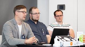Perenio IoT's management team