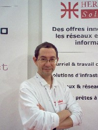 Alain Takahashi, CEO of Hermitage Solutions