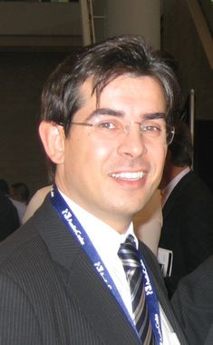 Emiliano Papadopoulos, CEO of Allnet.Italia