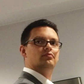 Bartosz Niezabitowski, one of the two product managers of Qualstar for Veracomp - Exclusive Networks