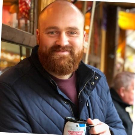 Dominic Ryles, Exertis senior business development manager