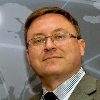 Padraig Henry, Exertis Global Operations commercial director