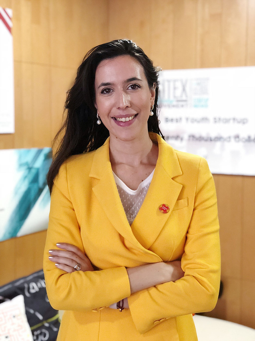 Thea Myhrvold, Founder & CEO of GetBEE