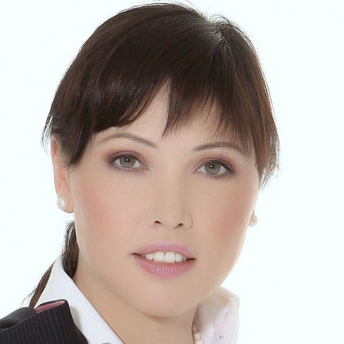 Tetyana Yatsenko, Marketing Director of ASBIS Ukraine