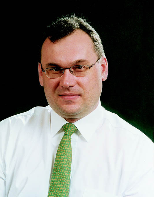 Siarhei Kostevitch, CEO and Chairman of the Board of Directors ASBIS and founder of ASBIS