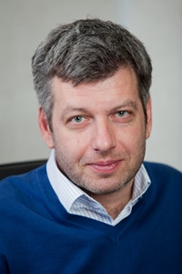 Aleksander Yanovsky, marketing director of Marvel Distribution
