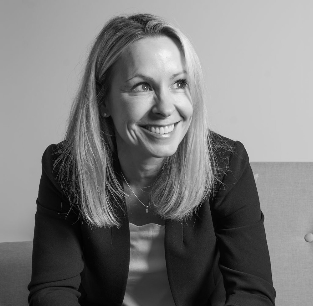 Hayley Roberts, CEO for Distology