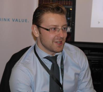 Alexey Mezhevoy, director of the Unified Communications department of RRC
