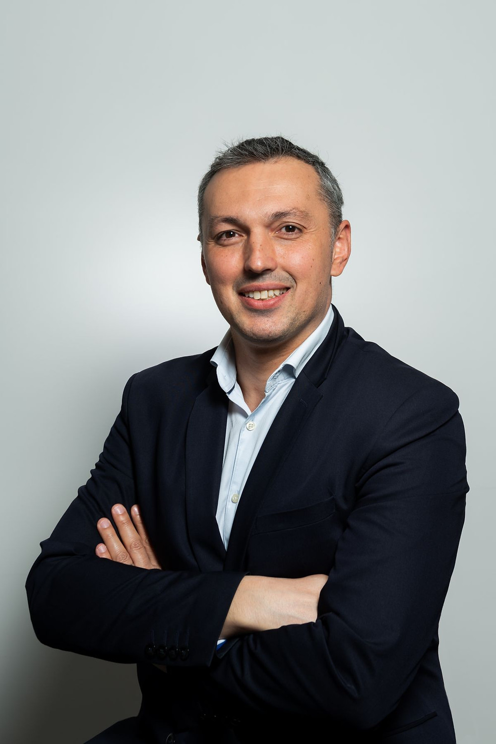 Sébastien Le Goff, Regional Sales Director for France and Southern Europe