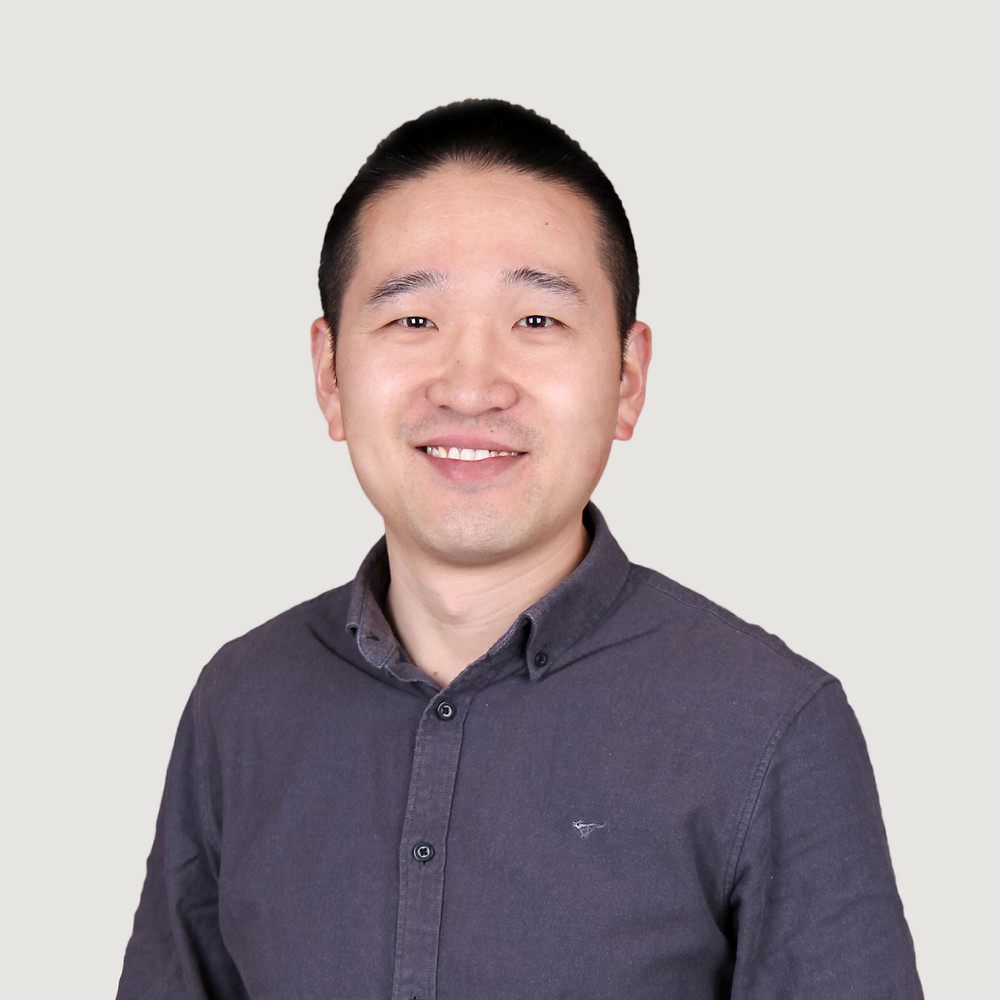 John Wang, CEO of Roidmi
