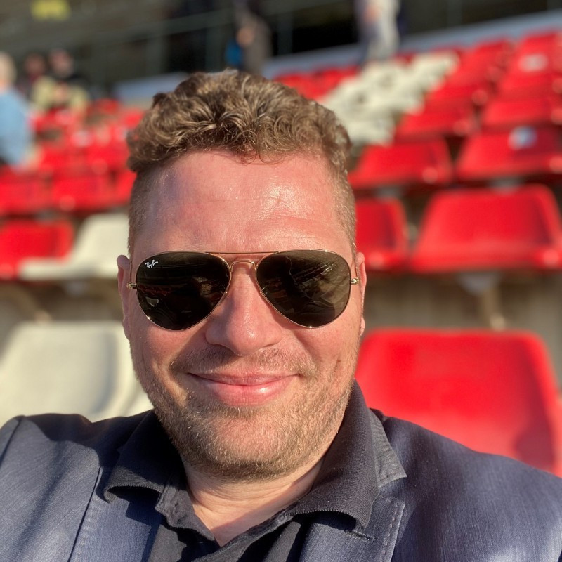 Søren Goldstrand Lauridsen, Sales Manager, Surveillance & Security at EET Denmark