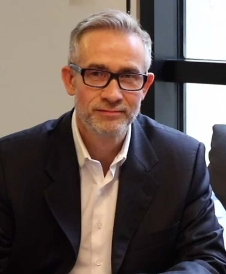 Xavier Lefaucheux, VP Global Channel