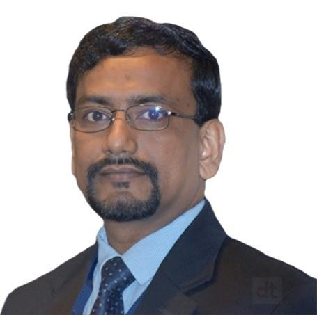 Debraj Dam, manager of Supertron VAD division