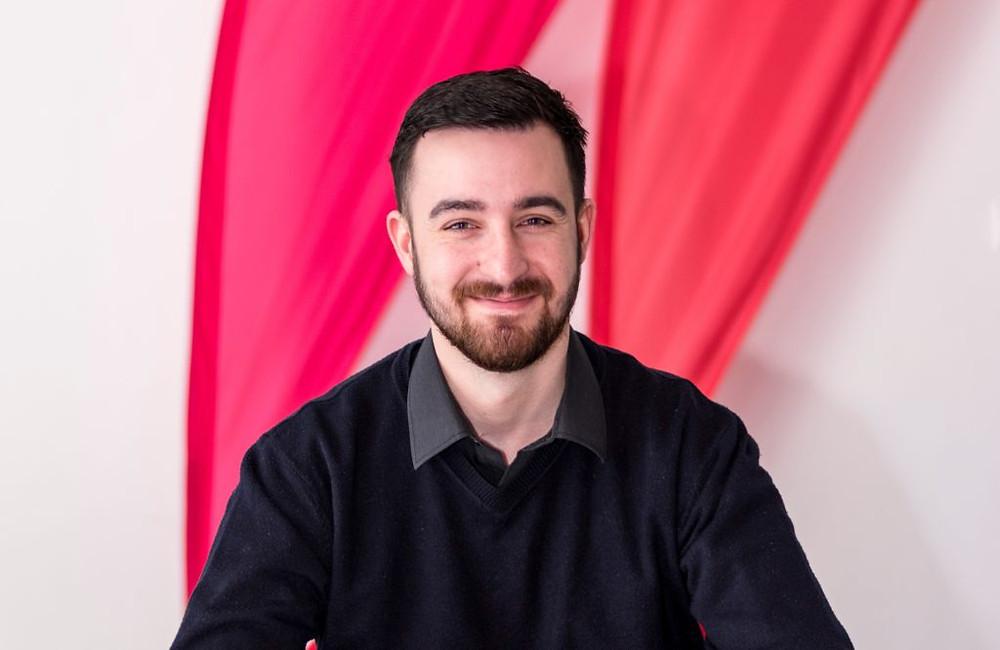 Roman Antes, marketing director of eD'system