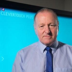 Kevin Batley, co-founder of Sahara Presentations Systems