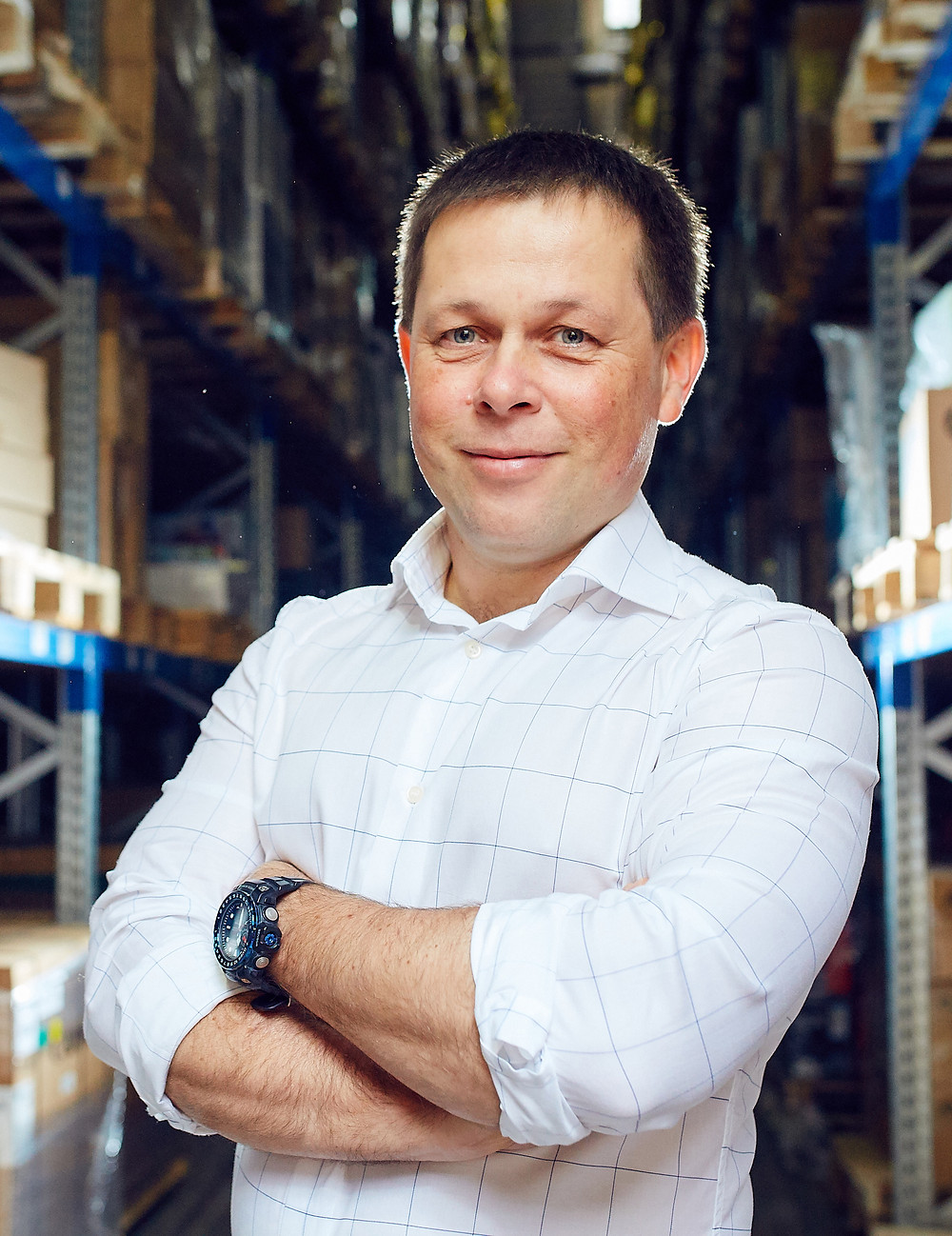 Sergey Yakovlev, commercial director of MTI