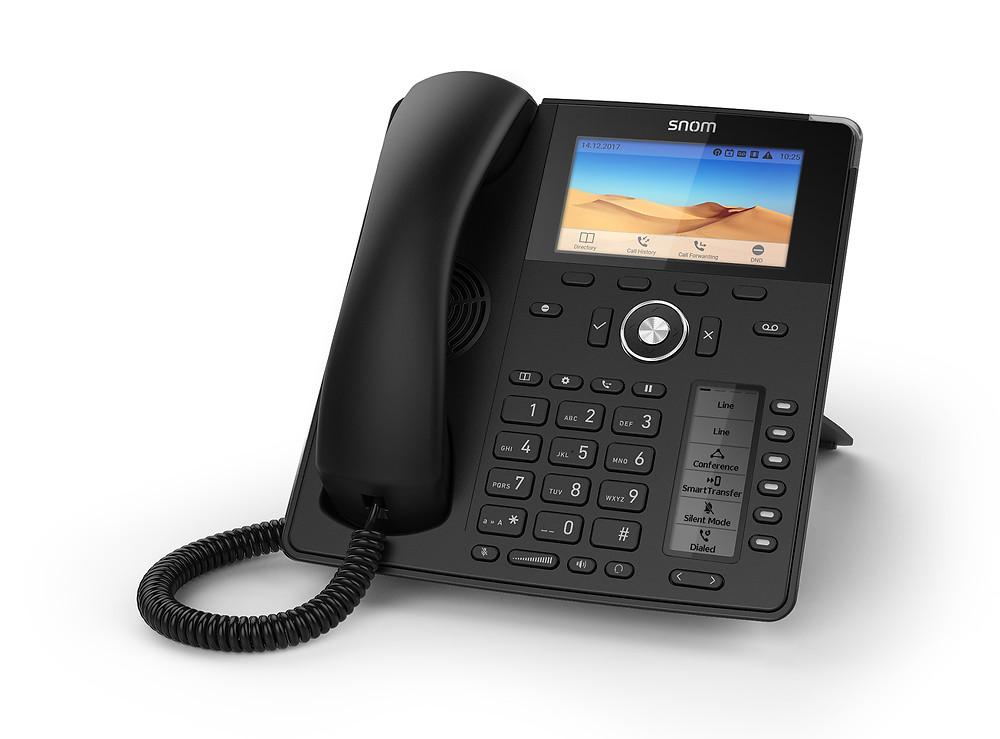 Snom IP phones