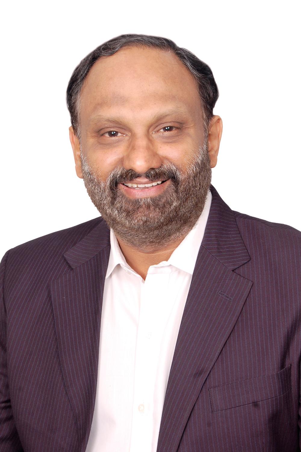 Vinod Kumar, CEO of Satcom Infotech