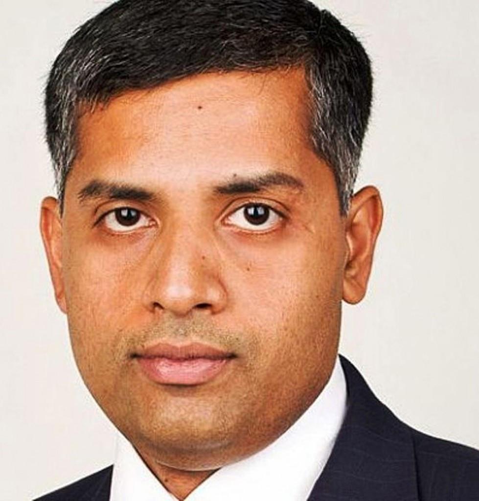 Ramkumar Balakrishnan, Chief Operating Officer at Redington Gulf