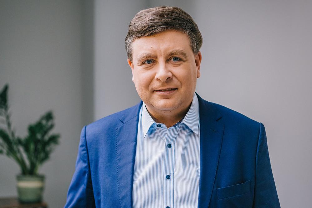 Mariusz Kochański, CEO of Veracomp - Exclusive Networks Poland