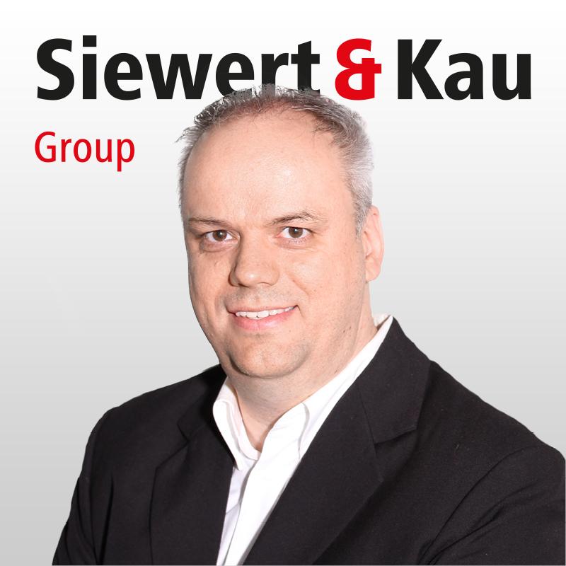 Achim Reichstein, Purchasing Manager at Siewert & Kau