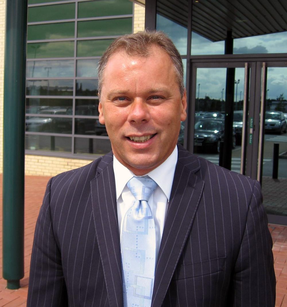Ian Brindle, Head of UC Device Sales at Nimans
