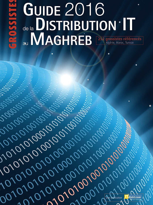 IT distribution guide in Maghreb and access to ITdistri database