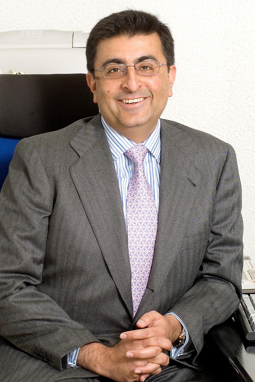 Girish Ajoomal, CEO of Technorizon Group