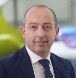 Iwan Kuijpers, CEO of Copaco