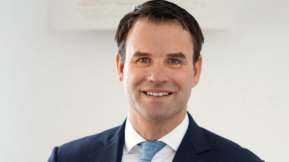 KOMSA CEO and CFO Pierre-Pascal Urbon